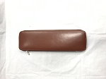 Leather Tie Holder (Brown)