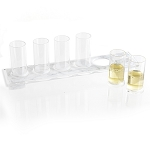 Lucite Liquor Set (Set of 6) - U