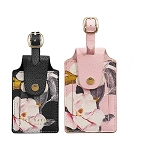TED BAKER SET OF 2 OPAL LUGGAGE TAGS