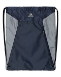 Adidas Drawstring Gym / Camp Bag (Navy/Black)