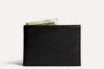 Traditional Bifold Wallet (Black)