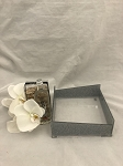 Lucite Napkin Holder CHOOSE A COLOR