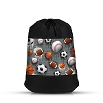 Sports City Mesh Sock Bag