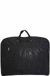Sparkle Garment Bag (Black)