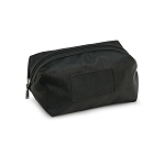 Ballistic Nylon Travel Dopp Kit (Black)