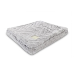 Mini Pocket Posh, Cozy Blanket for boy or Girl, Toddler, Infant, or Newborn, GREY