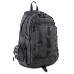 J World New York Gravit Laptop Backpack (Black)