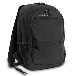 J World DEXTER LAPTOP BACKPACK (Black)