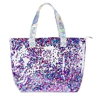SHINE BRIGHT LARGE CONFETTI TOTE