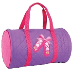 Stephen Joseph Quilted Duffle (Ballet)